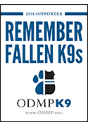 Get your ODMP K9 Decals