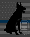 K9 Kojack | Maryland Division of Correction, Maryland