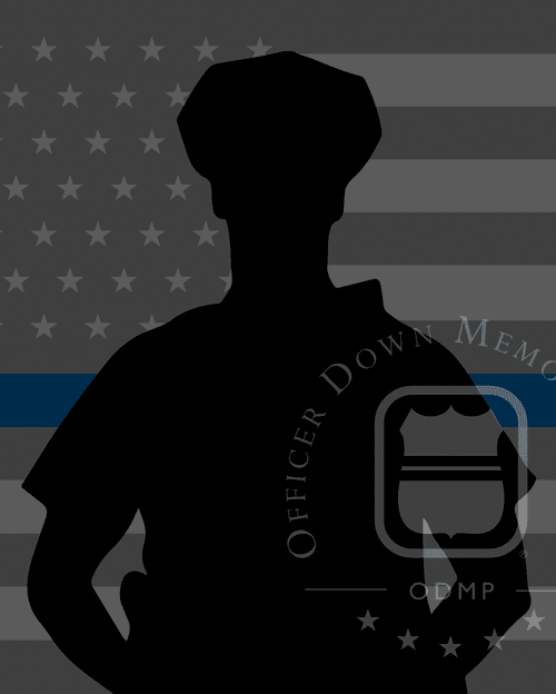Patrolman George Alden Wright | Mount Pleasant Police Department, Iowa
